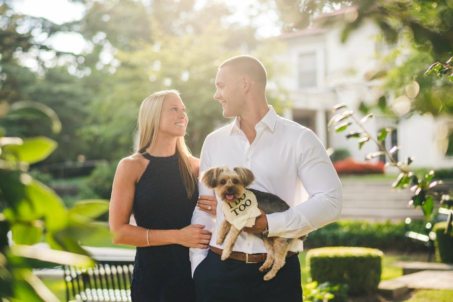 Philadelphia Engagement Session by Nikki and Chip Photography Philly In Love Philadelphia Weddings