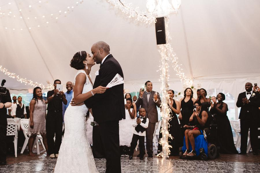 Elegant Wedding at Meredith Manor by 52Forty Philly In Love Philadelphia Weddings