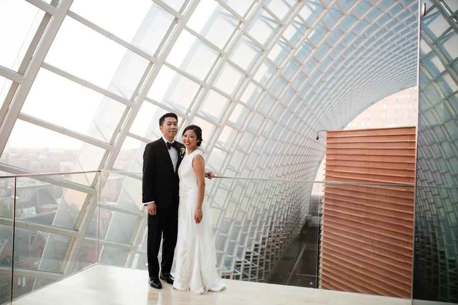 Modern Wedding at The Kimmel Center by Asya Photography Philadelphia Wedding Philly In Love