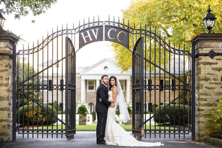 Huntingdon Valley Country Club Wedding By Ashley Gerrity Photography