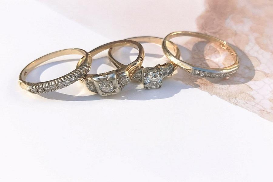 23edecb8f094d 5 Vintage Engagement Ring Ideas for the Alternative Bride | Philly ...