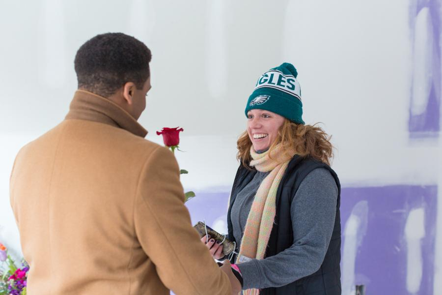 Tami and Ryan Photography Surpise Proposal Philadelphia Philly In Love Philadelphia Weddings