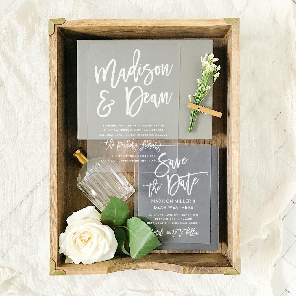 Basic Invite Wedding Stationery Philly In Love Philadelphia Weddings