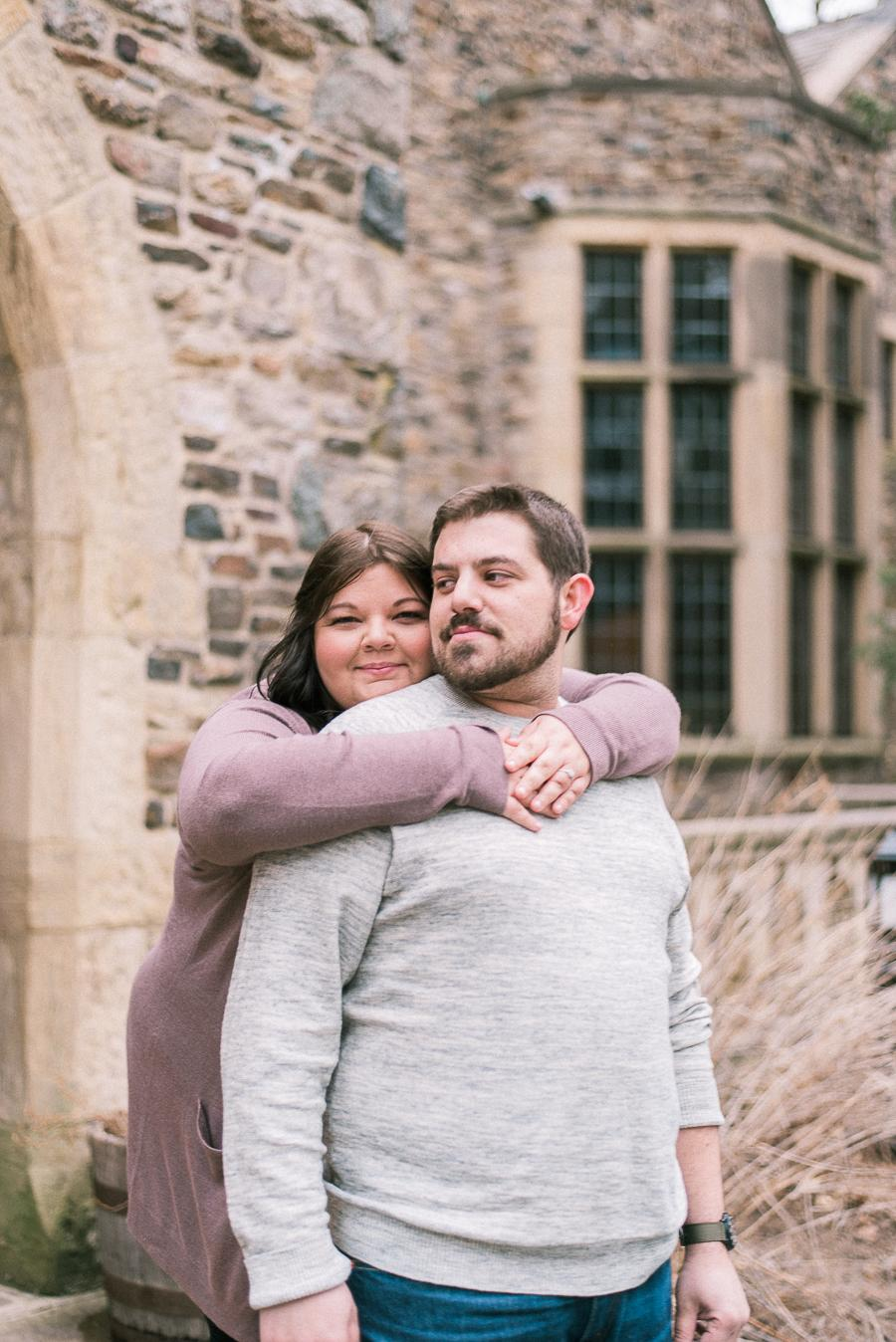 Hunting Hill Mansion Engagement Session by Lisa Marie Artistry Philly In Love Philadelphia Weddings