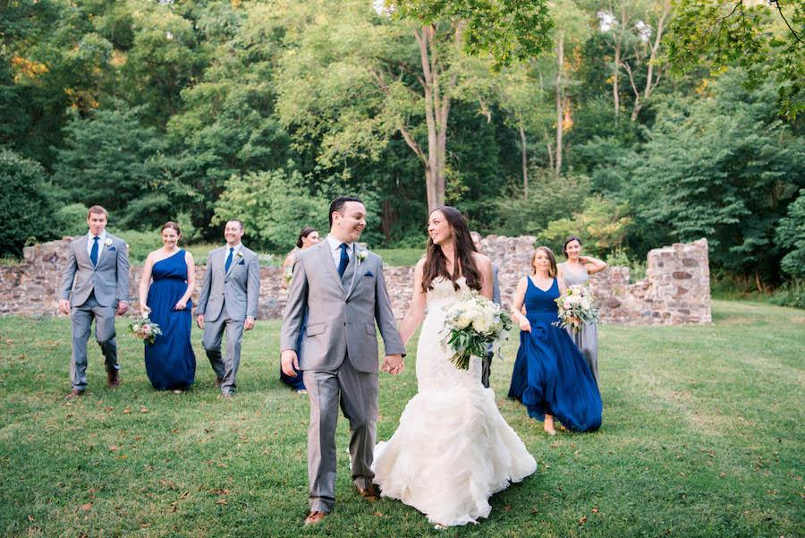 Elegant Wedding at The Washington at Historic Yellow Springs Du Soleil Photographie Philly In Love Philadelphia Weddings
