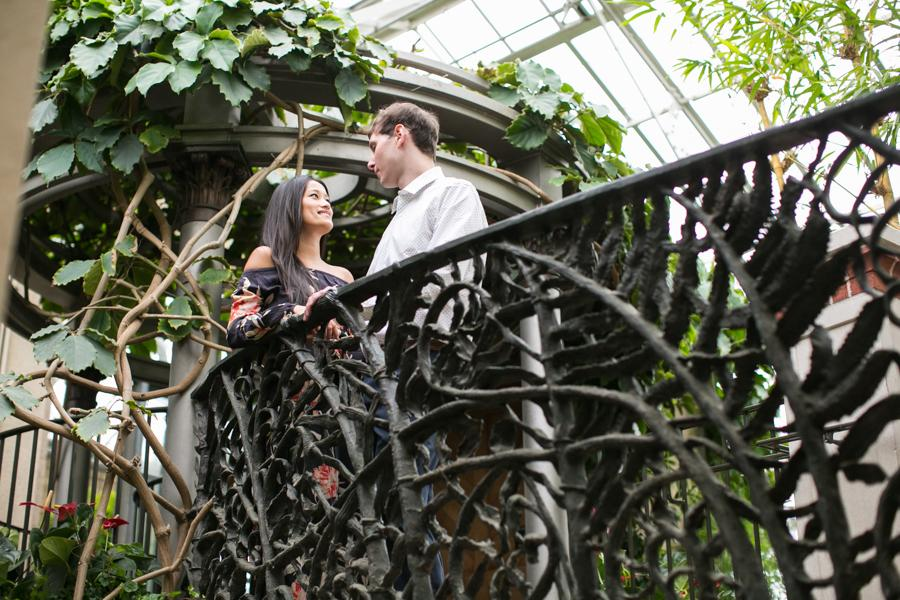 Longwood Gardens Engagement Session by Angelina M. Photography Philadelphia Wedding Photographer Philly In Love Philadelphia Wedding