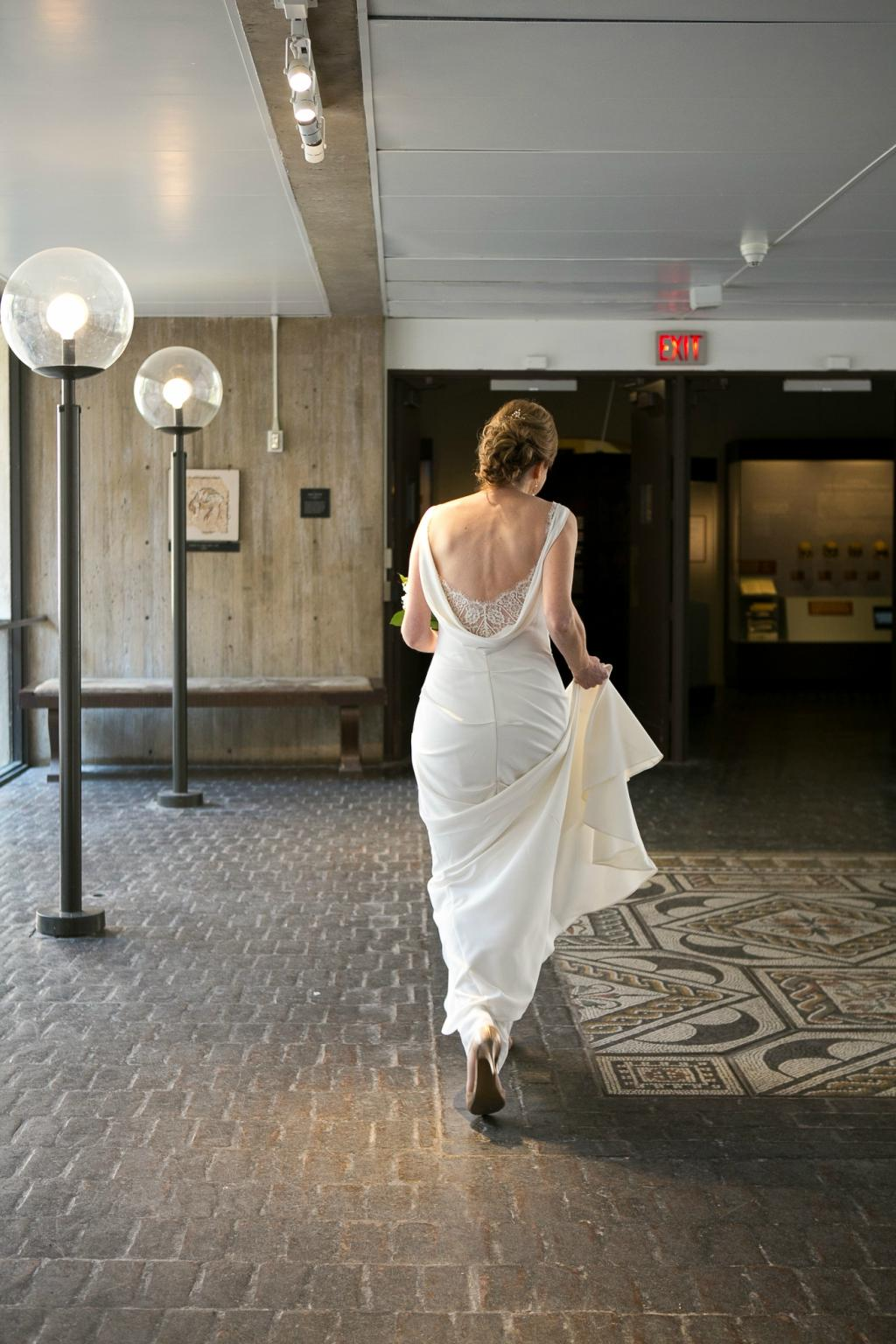Intimate French Wedding at Bistrot La Minette | Philly In Love