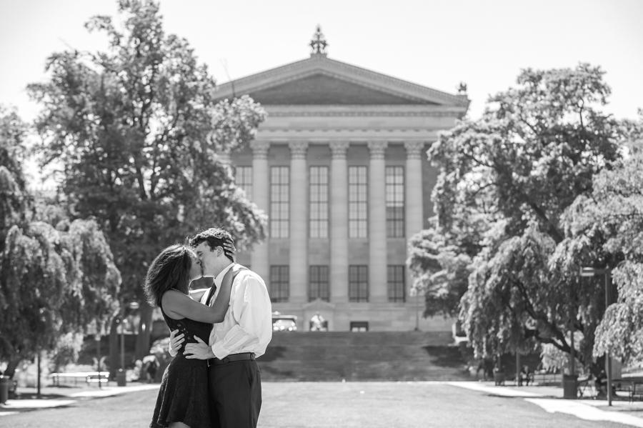 """A Love Letter For You"" Engagement Session Kerry McIntyre Photography Philadelphia Photographer Philly In Love Philadelphia Wedding"