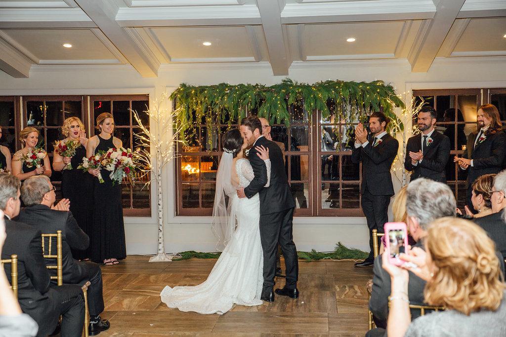 Romantic Winter Wedding at Hotel Du Village Alison Leigh Photography Philly In Love Philadelphia Weddings