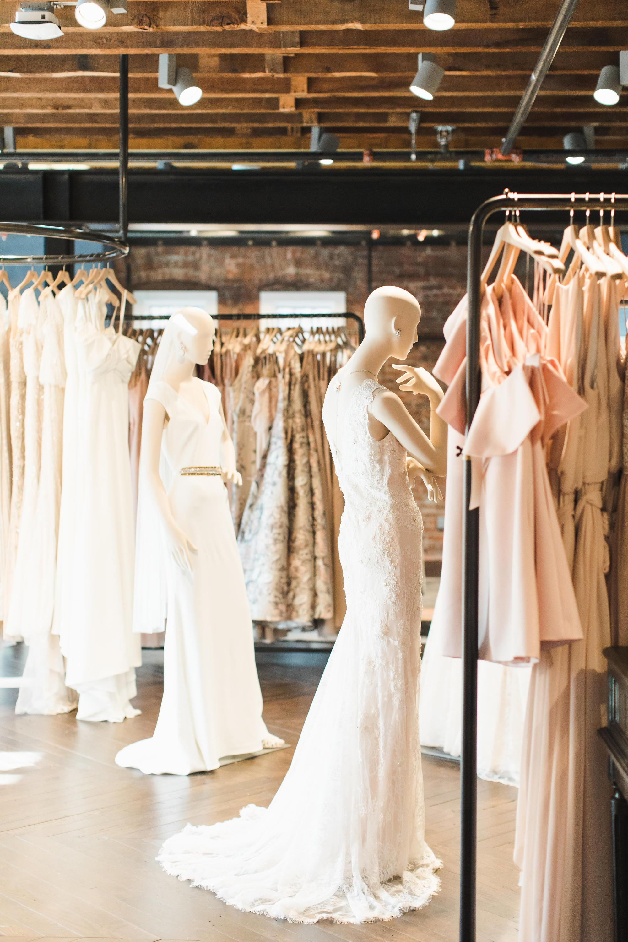 Best Places To Find A Wedding Dress For Your Philadelphia Wedding BHLDN Philadelphia Dress Shop Philly In Love Philadelphia Weddings