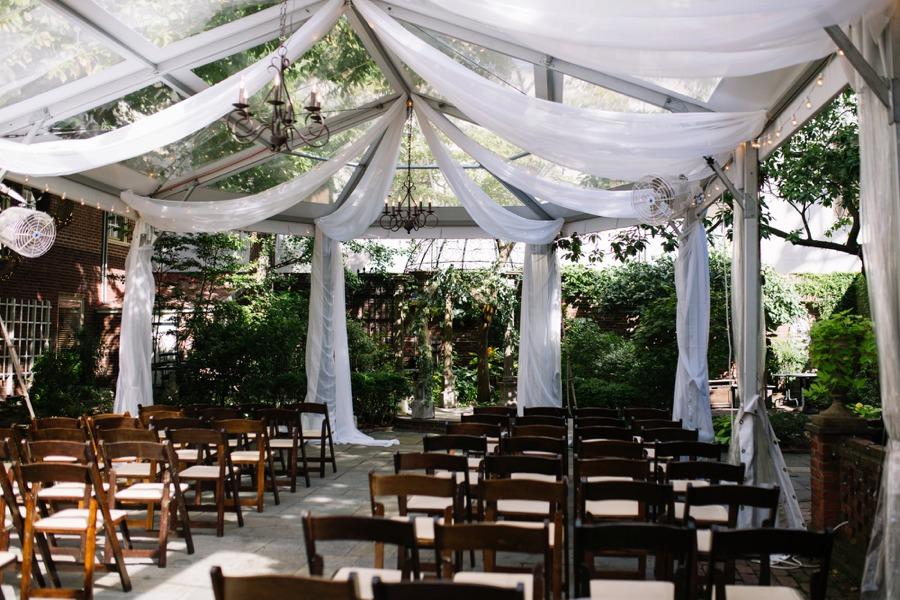 Jazzy Garden Party Wedding At The Morris House Hotel Brittney Raine Photography Philadelphia Photographer Philly
