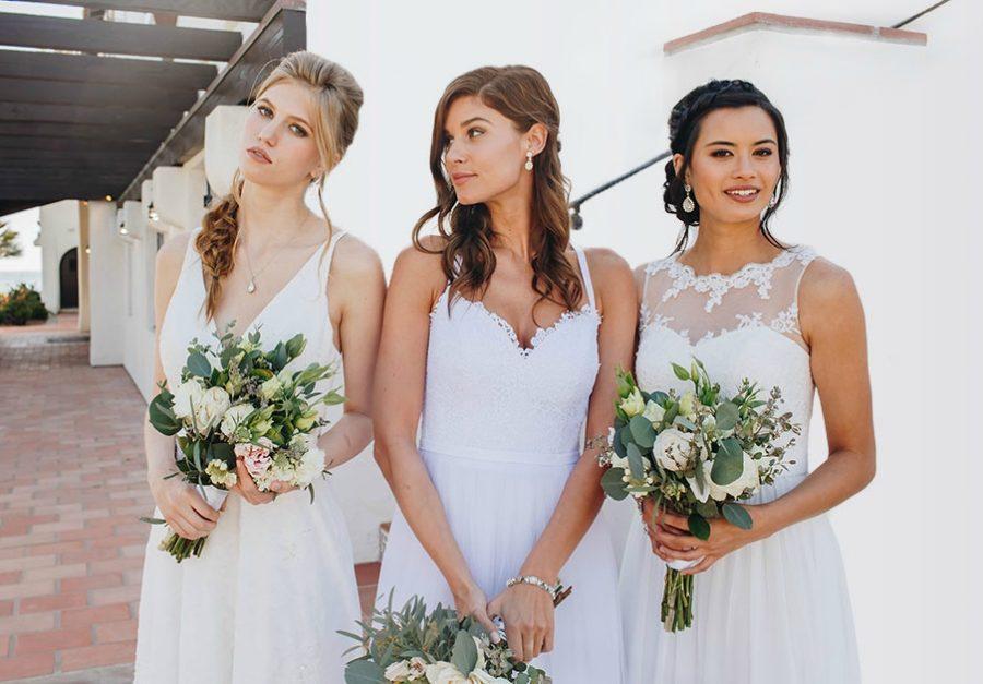 Azazie Bridal Gowns Nicole Balsamo Photography