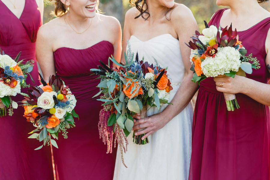 Vibrant Fall Wedding at Barn on Bridge Wedding Venue Bartlett Pair Photography Philadelphia Wedding Photographer Philly In Love Philadelphia Wedding