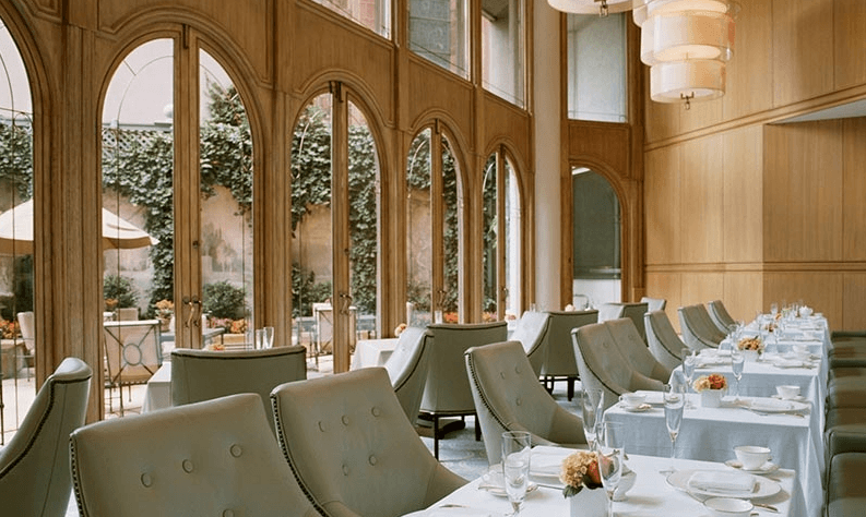 7 Philadelphia Restaurants to have your Rehearsal Dinner Lacroix Restaurant at The Rittenhouse Philadelphia Philly In Love Philadelphia Weddings