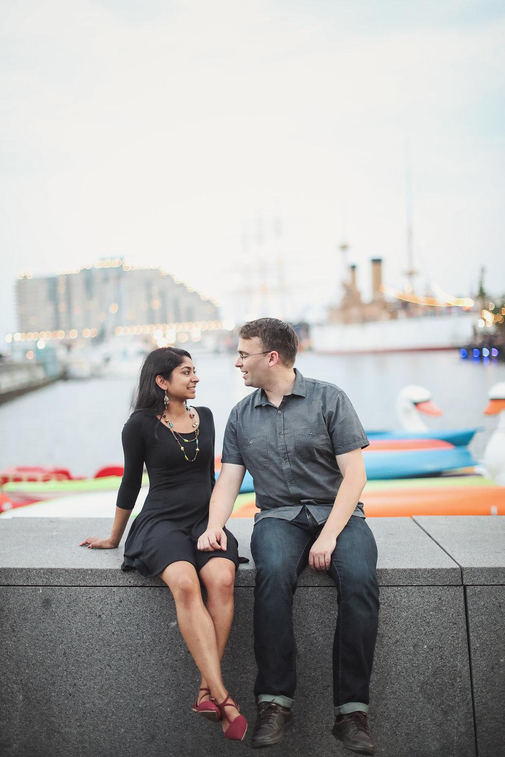 Magical City Engagement Session in Philadelphia Alison Conklin Photography Philadelphia Photographer Philly In Love Philadelphia Weddings Philadelphia Wedding Vendors