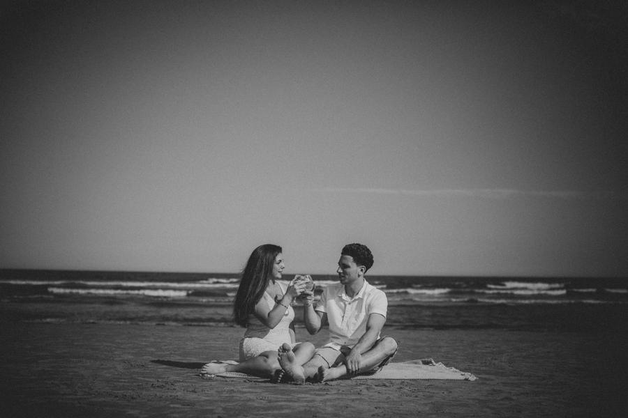Beach Engagement Session in North Wildwood Maria A. Garth Photography Philly In Love Wedding Inspiration Philadelphia Wedding Vendors Philadelphia Engagements