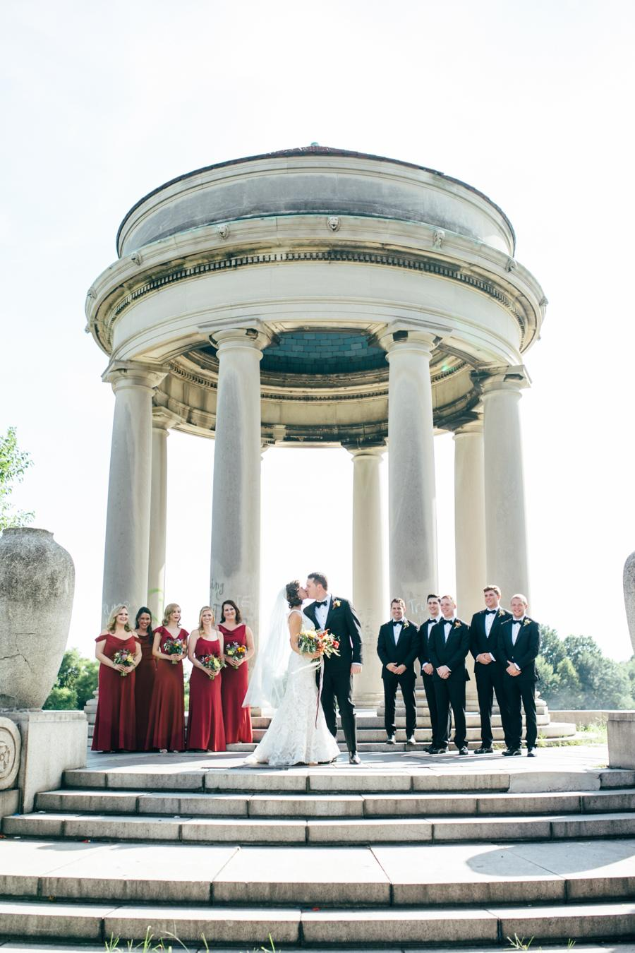 Mediterranean Wedding At The American Swedish Historical Museum Brae Howard Photography Philly In Love Philadelphia Weddings