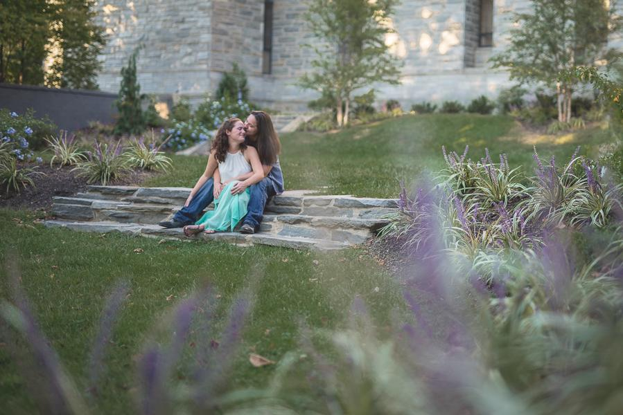 Bryn Mawr College Engagement Session by Kealy Creative Wedding Photography Philly In Love Philadelphia Weddings