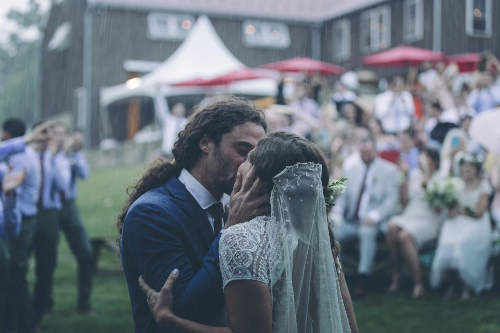Drenched in Love | Old Love Wedding Music Video Luke O'Brien Kathleen King Philly In Love Philadelphia Weddings