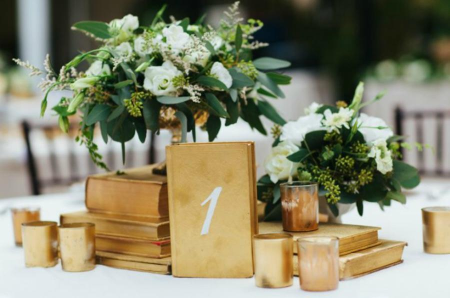 Unique wedding table number ideas philly in love