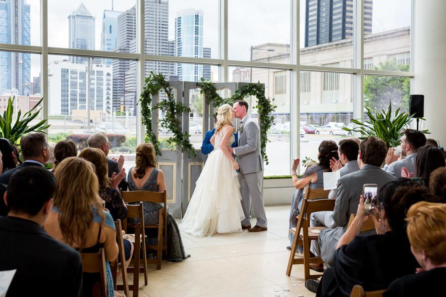 Urban Rustic Philadelphia Wedding at JG Domestic Arielle Fera Events Wedding Planner Danette Pascarella Photography Philly In Love Philadelphia Weddings