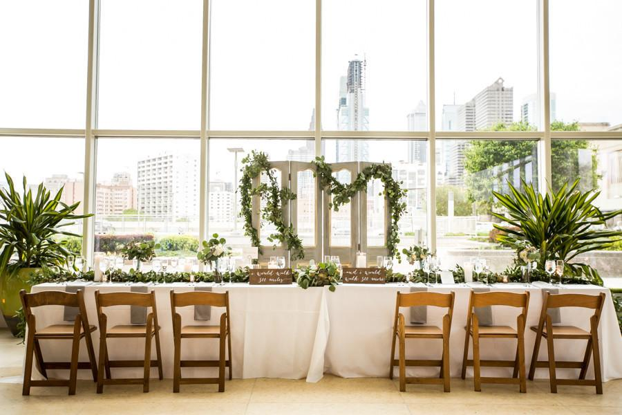 Urban Rustic Philadelphia Wedding at JG Domestic Arielle Fera Events Wedding Planner Danette Pascarella Photography Philly In Love Philadelphia Weddings