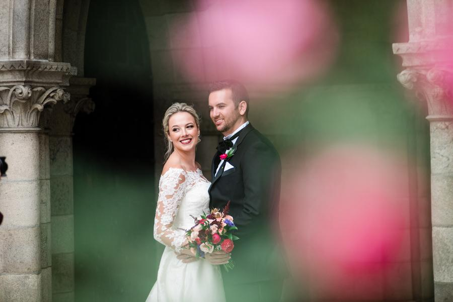 Romantic Jewel-Toned Wedding at The Cairnwood Estate Asya Photography Philly In Love Philadelphia Weddings Philadelphia Wedding Vendors