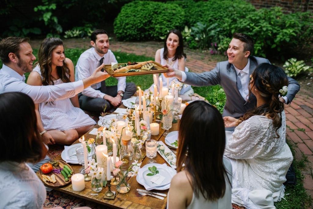 5 Philadelphia Venues for an Intimate Wedding Physick House Philadelphia Wedding Venue Philly In Love Philadelphia Weddings