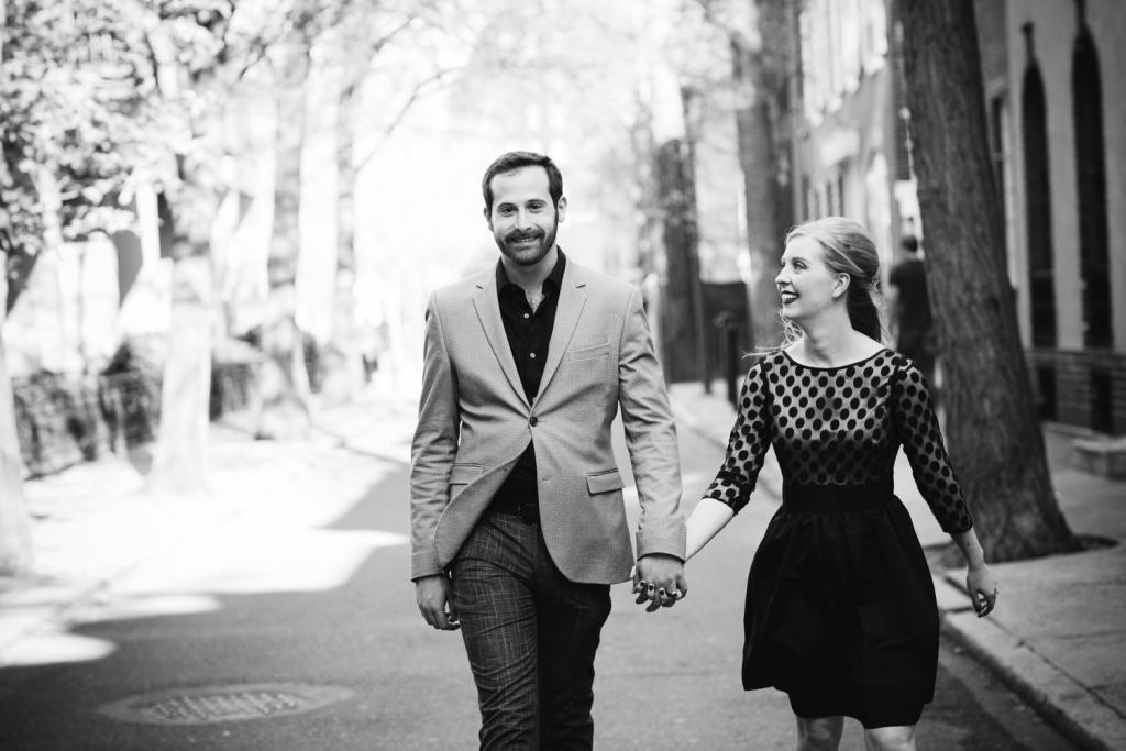 Charming Engagement Session in Philadelphia Asya Photography Philadelphia Photographer Philly In Love Philadelphia Weddings