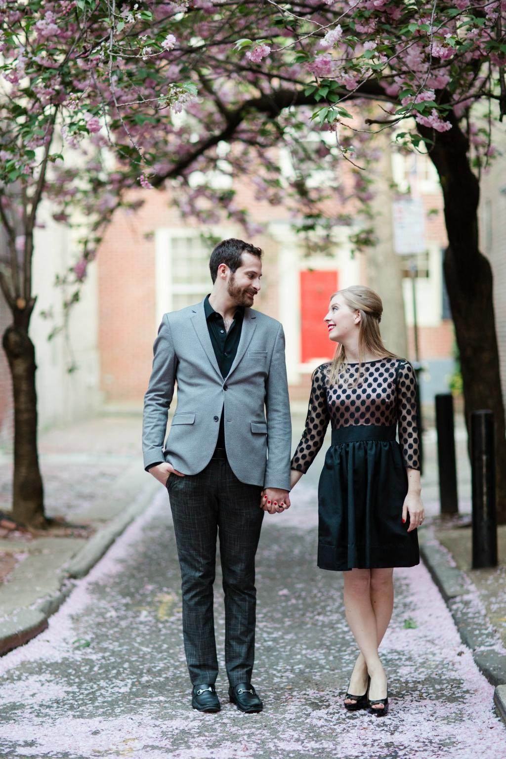 Charming Engagement Session in Philadelphia Asya Photography Philadelphia Photographer Philly In Love Philadelphia Weddings