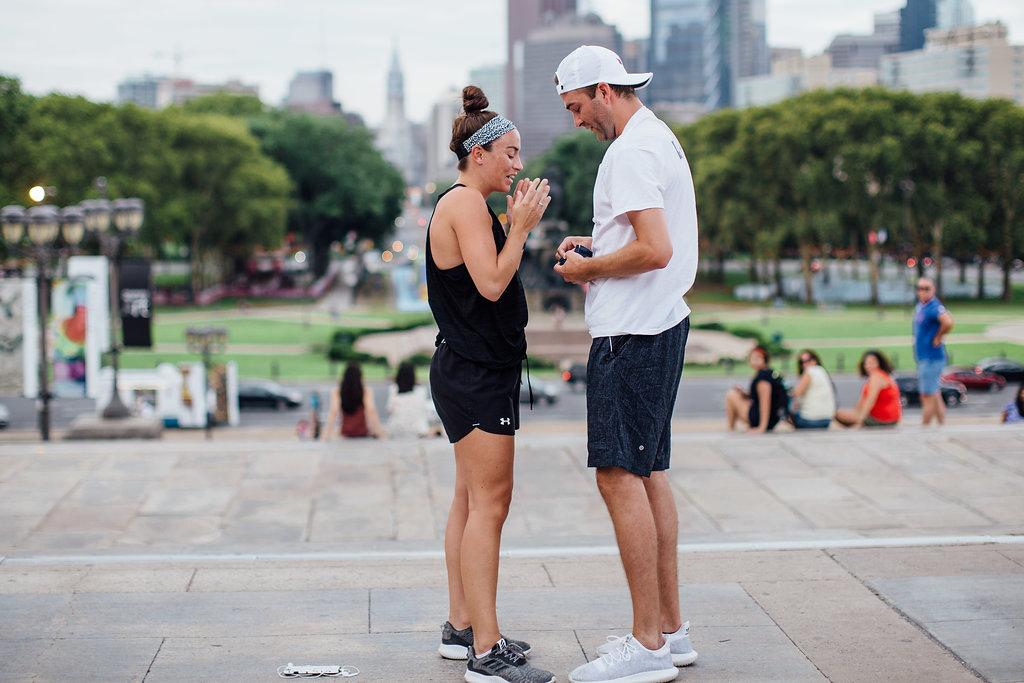 Philadelphia Art Museum Proposal by Alison Leigh Photography Philadelphia Photographer Philly In Love Philadelphia Weddings Philadelphia Wedding Vendors