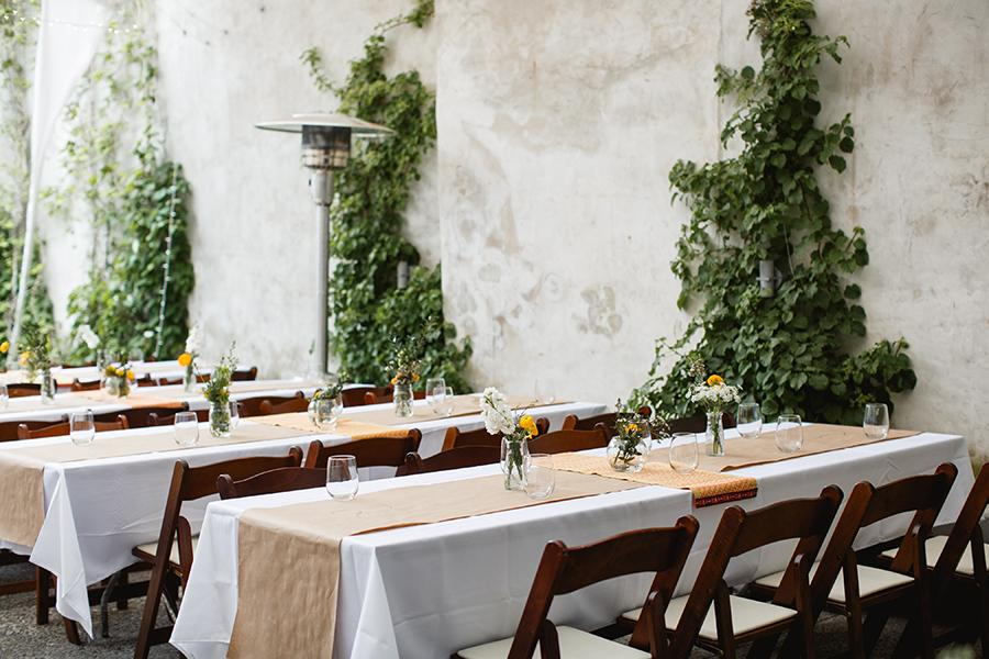5 Philadelphia Venues for an Intimate Wedding Maas Building Philadelphia Wedding Venue Philly In Love Philadelphia Weddings