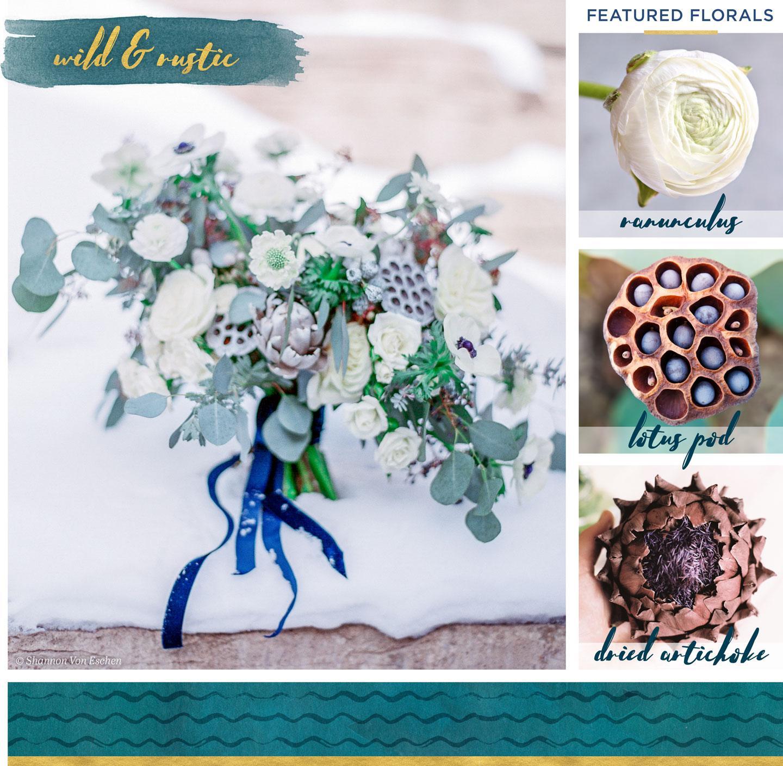 Best Flowers For Winter Wedding: 21 Unique Winter Wedding Flowers