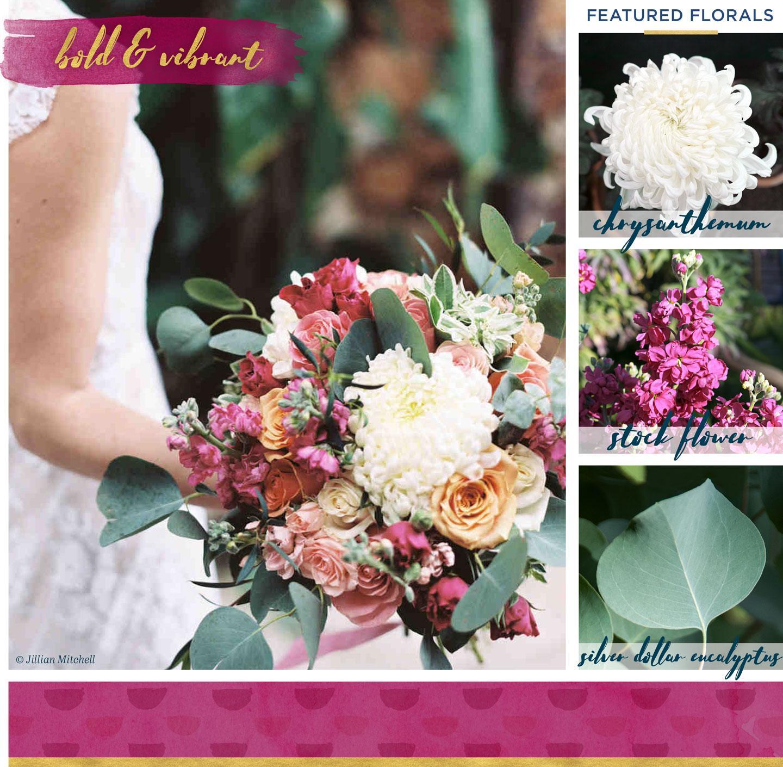 Wedding Flowers For Winter: 21 Unique Winter Wedding Flowers
