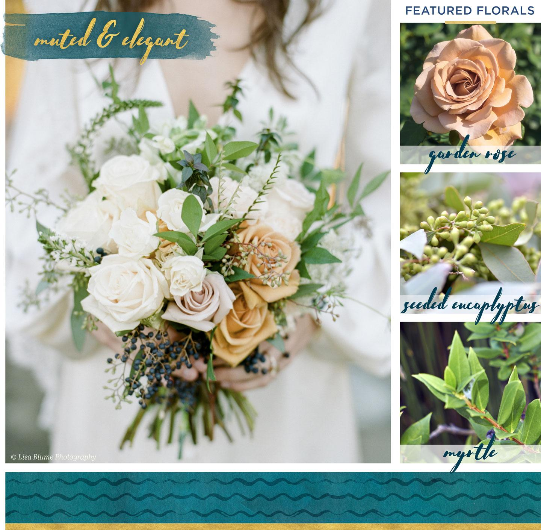 21 Unique Winter Wedding Flowers