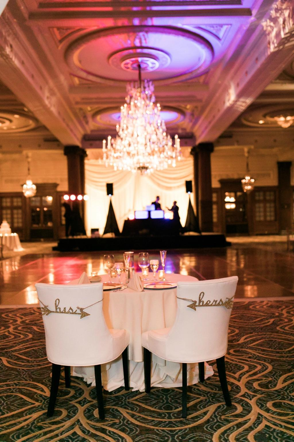 Classic Winter Wedding at Crystal Tea Ballroom Finley Catering Magdalena Kernan Studios Philly In Love Philadelphia Weddings Venues Vendors