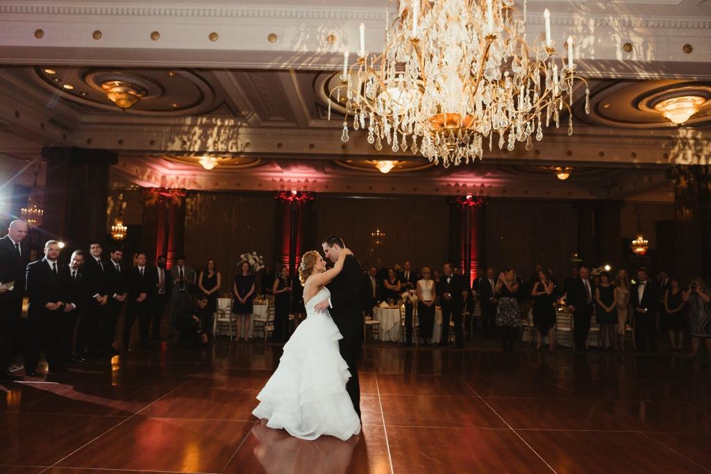 Clic Winter Wedding At Crystal Tea Ballroom Finley Catering Magdalena Kernan Studios Philly In Love Philadelphia