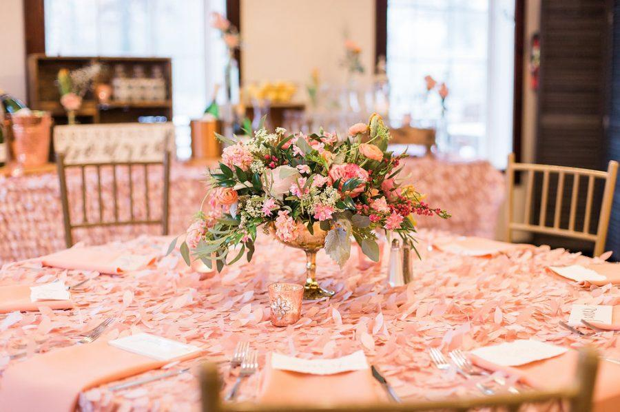how to style a gorgeous bridal shower