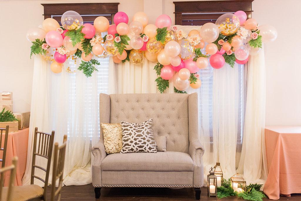 how to style a gorgeous bridal shower running deer golf club house of catherine a garden