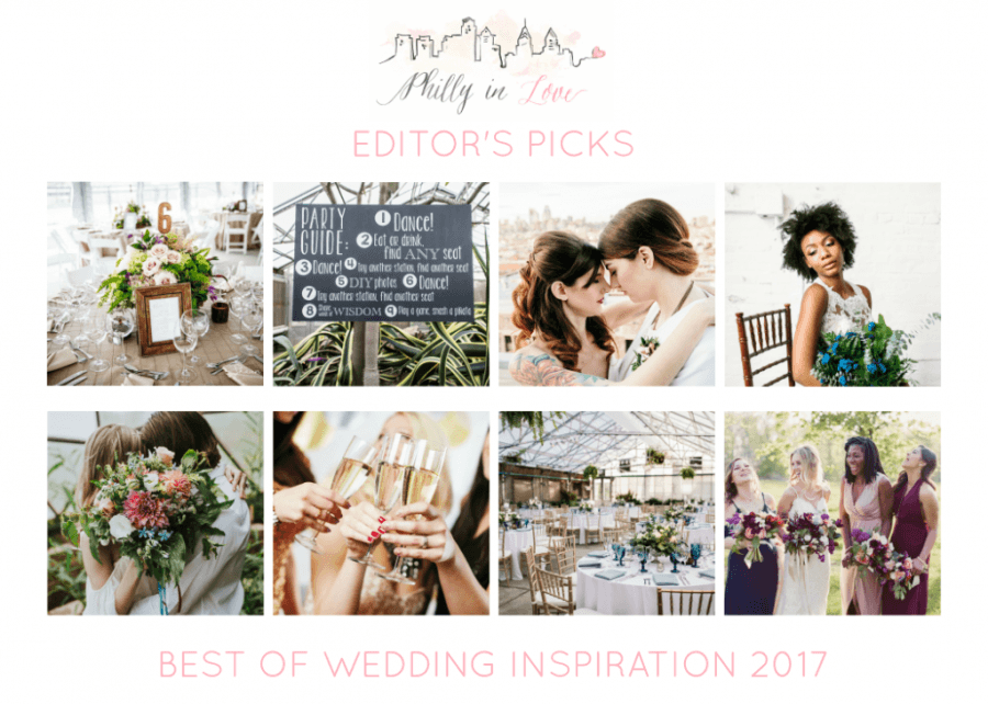 PhillyInLovesBestofWeddingInspiration2017