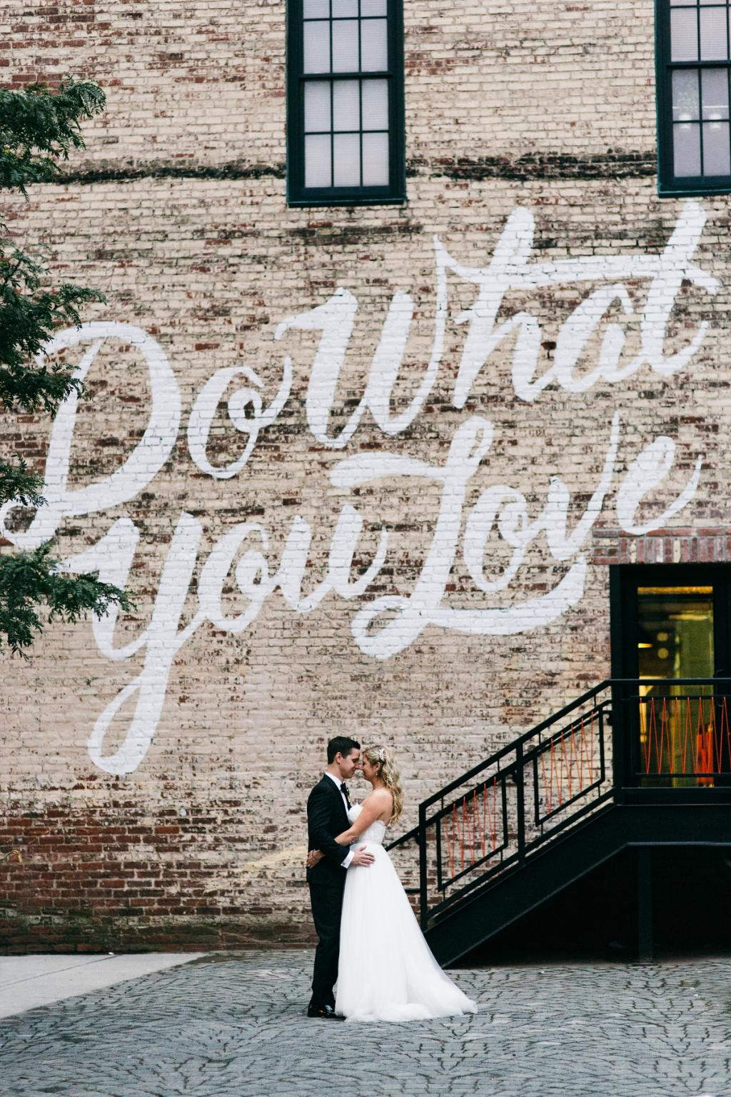 Philly In Love | Best of Real Weddings 2017 Philadelphia Weddings Wedding Inspiration 2018 Wedding