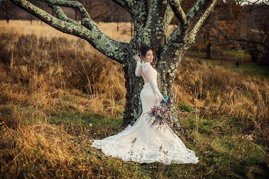 Enchanting Spellbound Bridal Inspiration Douglas Benedict Photography Philly In Love Philadelphia Weddings