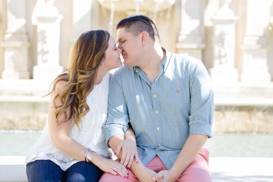 A Lovely Engagement Session at Longwood Gardens Jordan DeNike Photography Philly In Love Philadelphia Weddings