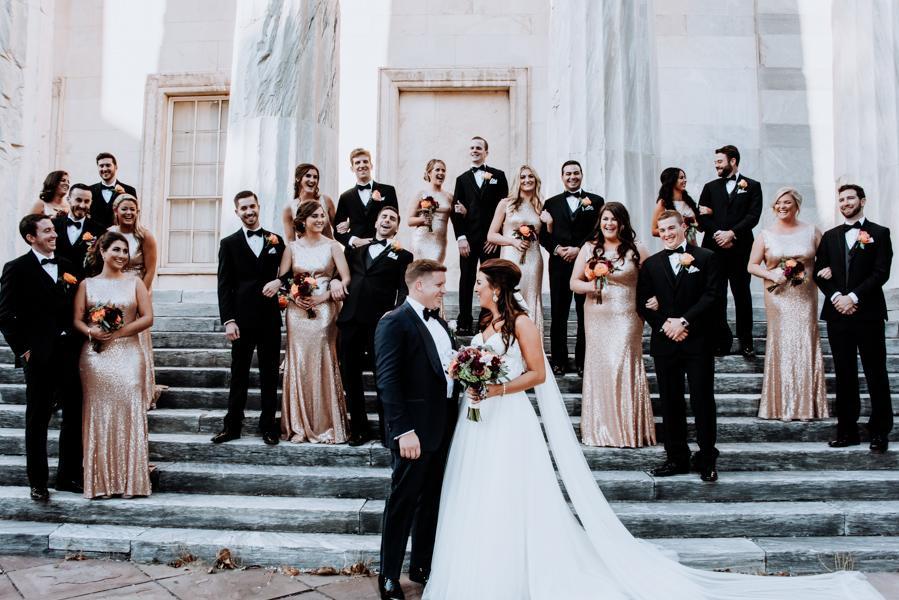 10 Wedding Planning Tips From Real Philadelphia Brides Philly In Love Philadelphia Weddings Venues Vendors