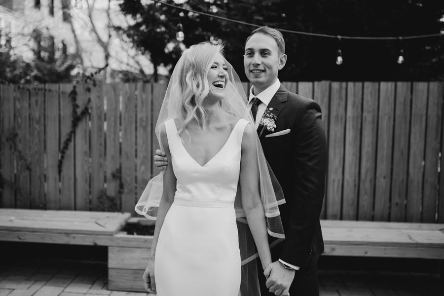 Intimate Fishtown Wedding at Osteria by Peach Plum Pear Photo Philly In Love Philadelphia Weddings Venues Vendors