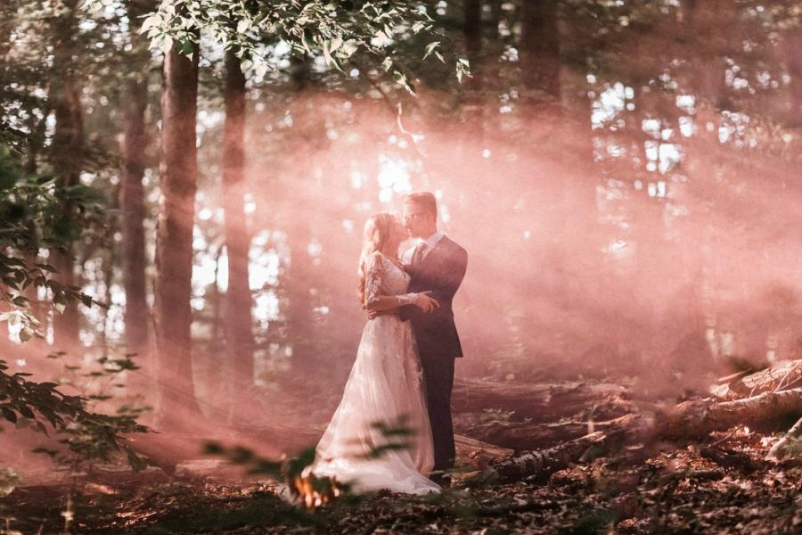 5 Tips on Creating Stunning Smoke Bomb Wedding Images Philly In Love Philadelphia Weddings Venues Vendors