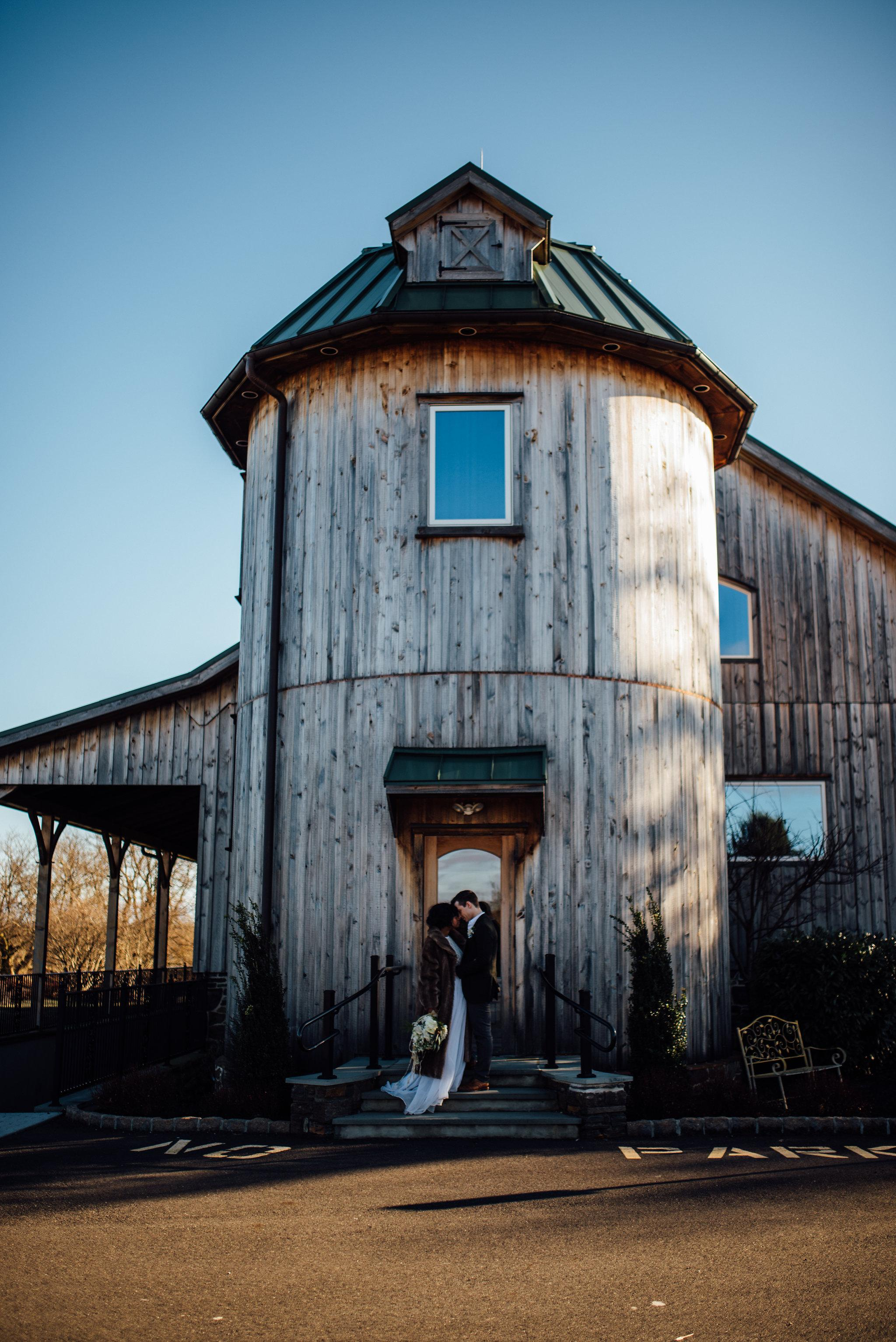 Stylized Winter Wedding at Rosebank Winery Madison Neumann Photography Stephanie Barone Photography Philly In Love Philadelphia Weddings Venues Vendors