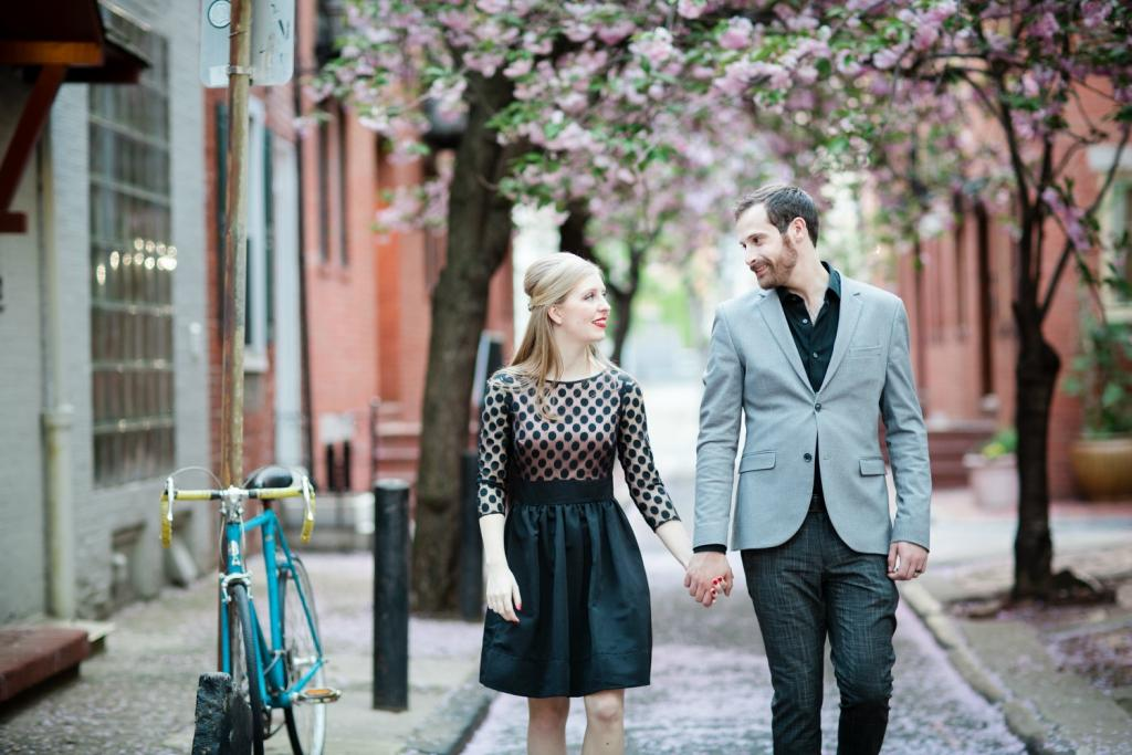 5 Beautiful Philly Streets for Engagement and Wedding Photos Philly In Love Philadelphia Weddings Venues Vendors
