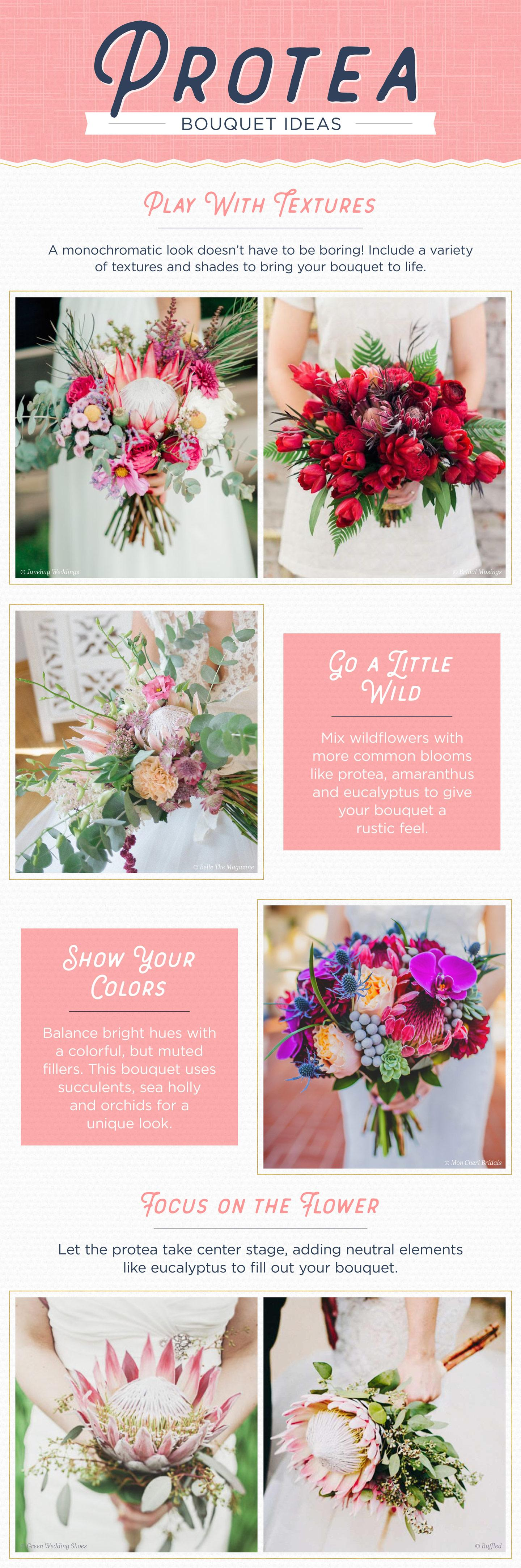 11 Protea Ideas for your Wedding FTD Flowers Philly In Love Philadelphia Weddings