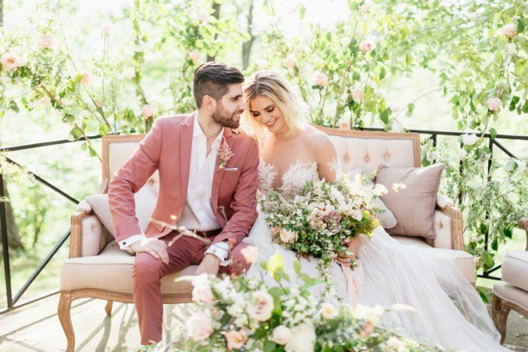 Tyler Gardens Spring Bridal Soiree